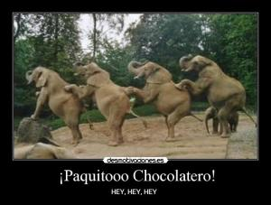 paquito chocolatero pasodoble