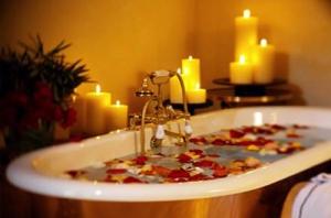 bañera spa