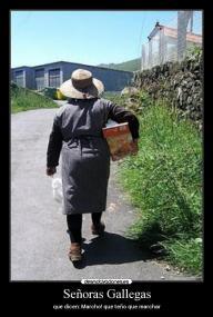 mujeres de aldea