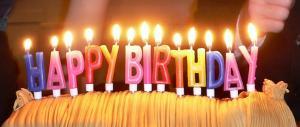 velas de cumpleaños letras