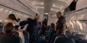 relatos salvajes escena avión
