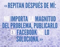 publicar en redes sociales